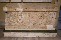 Sarcophagus, Istanbul Archaeology Museum