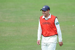 Geraint Jones of Gloucestershire has announced that he will retire from cricket at the end of the current 2015 season and has stepped down as captain.  - Photo mandatory by-line: Dougie Allward/JMP - Mobile: 07966 386802 - 08/07/2015 - SPORT - Cricket - Cheltenham - Cheltenham College - LV=County Championship 2