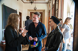RELEASE DATE: March 17, 2017 TITLE: Song To Song STUDIO: Broad Green Pictures DIRECTOR: Terrence Malick PLOT: Two intersecting love triangles. Obsession and betrayal set against the music scene in Austin, Texas. STARRING: PATTI SMITH, ROONEY MARA as Faye, MICHAEL FASSBENDER as Cook. (Credit Image: © Broad Green Pictures/Entertainment Pictures/ZUMAPRESS.com)