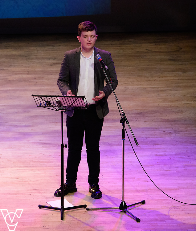 NCS EM1 graduation ceremony held at The Castle Theatre, Wellingborough, Northamptonshire.<br /> <br /> Picture: Chris Vaughan Photography<br /> Date: September 13, 2017