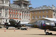 RAF100 Aircraft Tour London