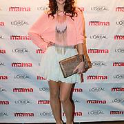 NLD/Amsterdam/20130408 - Uitreiking Mama of the Year award 2013, Dewi Pechler