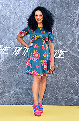 Kanya King attending the premiere of Yardie at the BFI Southbank, London.