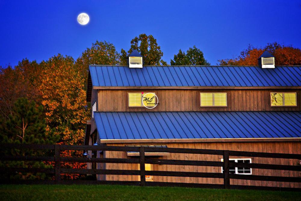 Harvest Moon Barn, Monroe County Indiana