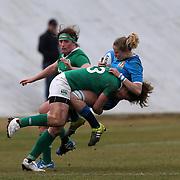 20170212 Rugby, RBS 6 nations women : Italia vs Irlanda