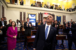 President Barack Obama is applauded in the Senate Chamber replica following the dedication of the Edward M. Kennedy Institute for the United States Senate in Boston, Mass., March 30, 2015. (Official White House Photo by Pete Souza)<br /> <br /> This official White House photograph is being made available only for publication by news organizations and/or for personal use printing by the subject(s) of the photograph. The photograph may not be manipulated in any way and may not be used in commercial or political materials, advertisements, emails, products, promotions that in any way suggests approval or endorsement of the President, the First Family, or the White House.