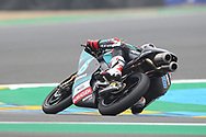 Moto3 race winner #17 John MCPHEE	GBR Petronas Sprinta Racing Honda during racing on the Bugatti Circuit at Le Mans, Le Mans, France on 19 May 2019.