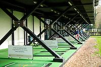 NOORDWIJK - Driving range. Golfcentrum Noordwijk. COPYRIGHT KOEN SUYK