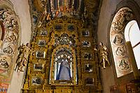 Altar, Sanctuary of Atotonilco, near San Miguel de Allende, Guanajuato State, Mexico