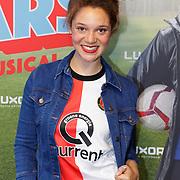 NLD/Rotterdam/20181014 - Iinloop premiere All Stars, Jade Olieberg