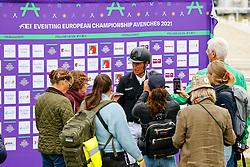 Schrade Dirk, GER, Casino 80<br /> FEI EventingEuropean Championship <br /> Avenches 2021<br /> © Hippo Foto - Dirk Caremans<br />  24/09/2021