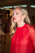 Caprice Bourret; Masterpiece Midsummer Party in aid of Marie Curie hosted by Heather Kerzner. Chelsea Hospital. London. 2 July 2013.