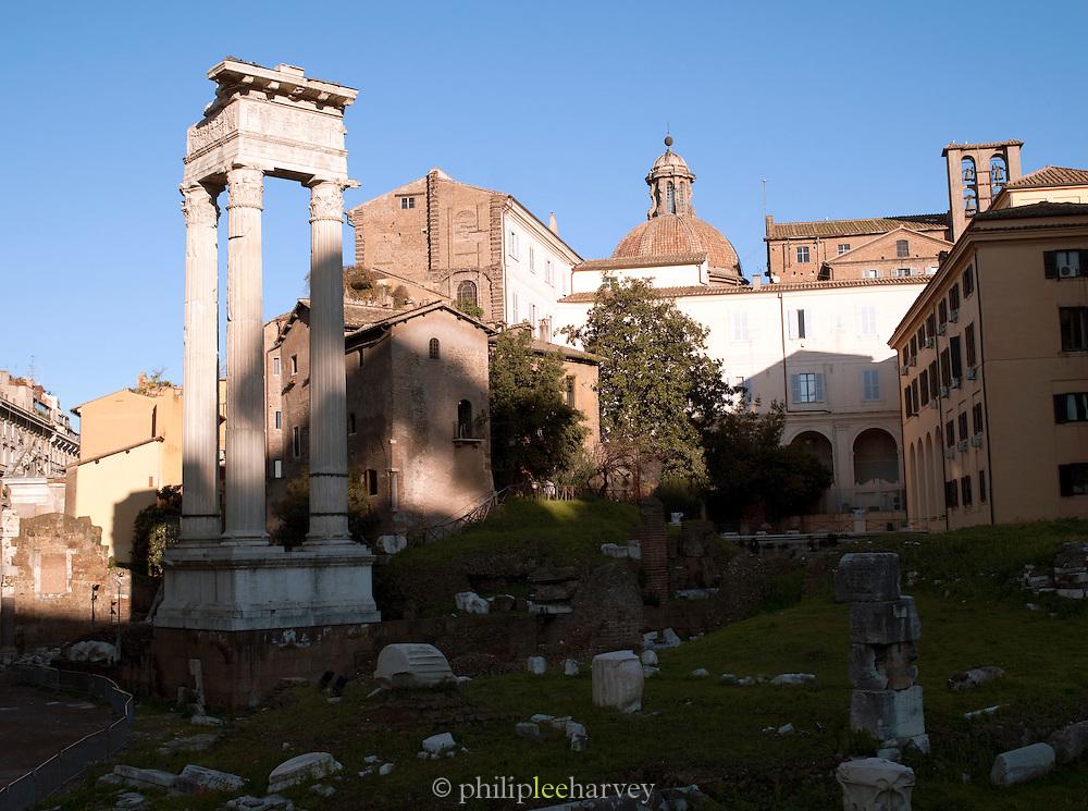 Theatre of Marcellus, Rome, Italy.