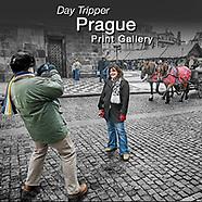 DAY TRIPPER - PRAGUE  - Street People Photo Art Series by Photographer Paul E Williams