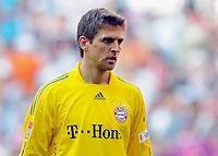 Fotball<br /> Tyskland<br /> Foto: Witters/Digitalsport<br /> NORWAY ONLY<br /> <br /> 11.04.2009<br /> <br /> Torwart Hans-Jörg Butt FCB<br /> <br /> Bundesliga Bayern München - Eintracht Frankfurt