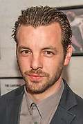 Gethin Anthony plays Jake - Press night party for A Lie of the Mind by Sam Shepard a new production by Defibrillator at the Southwark Playhouse, London.