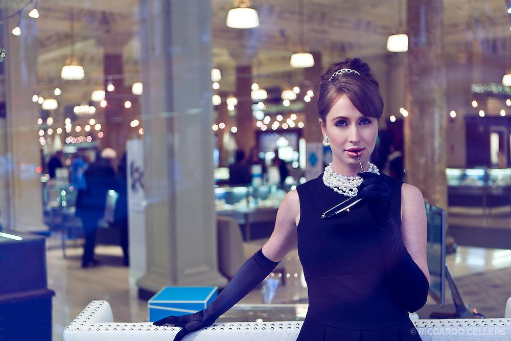 Portrait photography. Jessica Mulroney for Next Big Thing magazine. 2013.