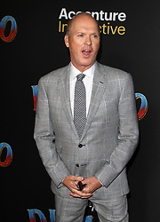 Dumbo Premiere at El Capitan Theatre in Hollywood, California on 3/11/19. 11 Mar 2019 Pictured: Michael Keaton. Photo credit: River / MEGA TheMegaAgency.com +1 888 505 6342