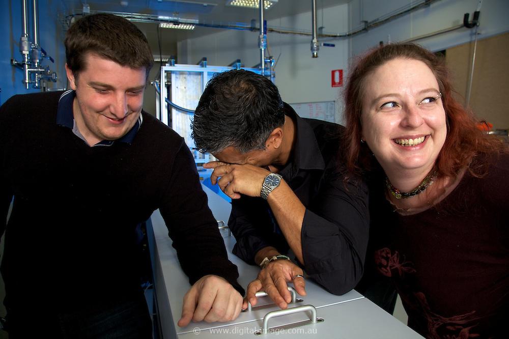 Infrared Beamline, Australian Synchrotron.