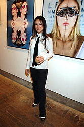 Pianist ROSEY CHAN at the launch of 'Glenmorangie 5 Senses' an exhibition of photographs by Mike Figgis held at Proud Camden, Stables Market, London NW1 on 13th May 2008.<br /><br />NON EXCLUSIVE - WORLD RIGHTS