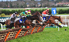 Dublin Racing Festival - Day One - Leopardstown Races - 03 February 2018