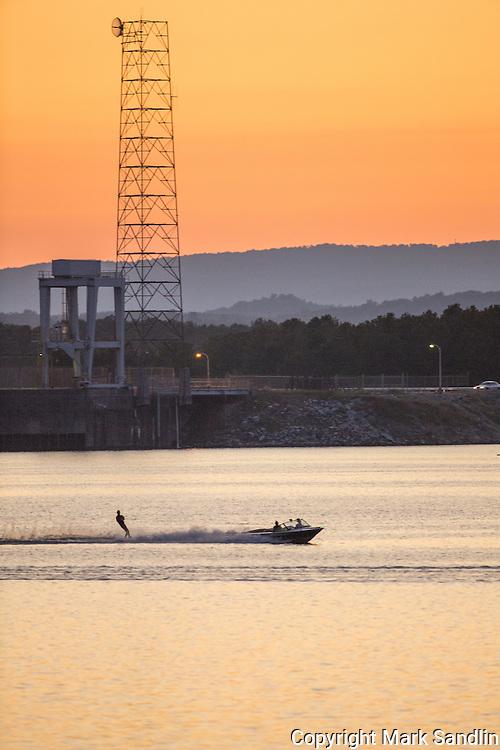 Lake Logan Martin, fishing, boating, Alabama