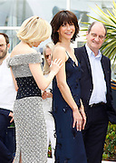 SOPHIE MARCEAU arrives at the 68th Cannes Film<br /> <br /> SIENNA MILLER, SOPHIE MARCEAU Jury member of the 68th Cannes Film Festival photocall for - Palais des Festivals et des Congres, Cannes - <br /> ©Exclusivepix Media