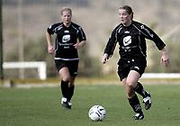 Fotball<br /> Treningskamp<br /> Toppserien kvinner<br /> La Manga<br /> 26.03.07<br /> Arna-Bjørnar - Røa 1-0<br /> Randi Skår<br /> Foto - Kasper Wikestad