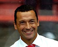 Photo: Ed Godden.<br />Nottingham Forest v Bradford City. Coca Cola League 1.<br />05/08/2006. Forest Manager, Colin Calderwood.