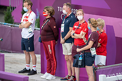 Team Denmark<br /> Olympic Games Tokyo 2021<br /> © Hippo Foto - Stefan Lafrentz<br /> 27/07/2021no