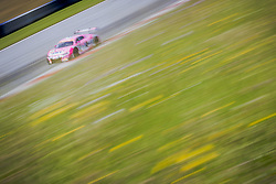 08.06.2019, Red Bull Ring, Spielberg, AUT, ADAC GT Masters Spielberg, im Bild Jeffrey Schmidt (SUI)/Christopher Haase (GER) Audi R8 LMS // Swiss ADAC GT Masters driver Jeffrey Schmidt/German ADAC GT Masters driver Christopher Haase Audi R8 LMS during the qualification for the ADAC GT Masters at the Red Bull Ring in Spielberg, Austria on 2019/06/08. EXPA Pictures © 2019, PhotoCredit: EXPA/ Dominik Angerer
