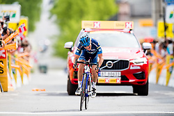 May 20, 2018 - Lillehammer, NORWAY - 180520 Carl Fredrik Hagen of Norway during the last stage of the Tour of Norway on May 20, 2018 in Lillehammer..Photo: Jon Olav Nesvold / BILDBYRÃ…N / kod JE / 160254 (Credit Image: © Jon Olav Nesvold/Bildbyran via ZUMA Press)
