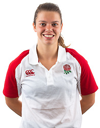 Helena Rowland of England Rugby 7s - Mandatory by-line: Robbie Stephenson/JMP - 17/09/2019 - RUGBY - The Lansbury - London, England - England Rugby 7s Headshots