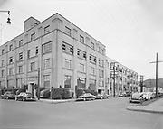 Simon 060. Oregon Casket Co., NW 21st & Savier. August 14, 1950