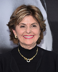 July 24, 2017 - Los Angeles, California, U.S. - Gloria Allred arrives for the premiere of the film 'Atomic Blonde' at the Ace theater. (Credit Image: © Lisa O'Connor via ZUMA Wire)