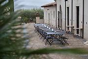 Outdoor Dining Area at Mandranova