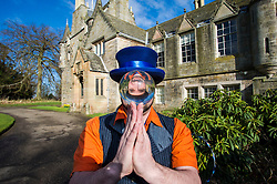 Pictured: Rob Thorburn<br /> <br /> The Festival of Museums launch featured performers, RobThorburn (hat), Will Borrell, Alyyssa Brough (blue jacket) and Kate McWilliam from Circus Alba showcasing their skills.<br /> <br /> Ger Harley | EEm 30 March 2016
