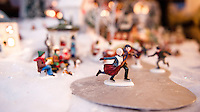 Christmas Village 2015.  Karen Bobotas Photographer