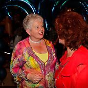 NLD/Noordwijk/20100502 - Gerard Joling 50ste verjaardag, Imca Marina en vriendin