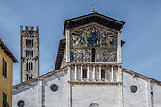 Basilica di San Frediano, church in Lucca, Tuscany, Italy