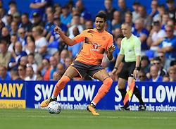 Tiago Ilori of Reading - Mandatory by-line: Paul Roberts/JMP - 26/08/2017 - FOOTBALL - St Andrew's Stadium - Birmingham, England - Birmingham City v Reading - Sky Bet Championship