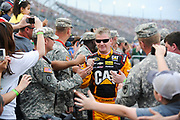 May 10, 2013: NASCAR Southern 500. Jeff Burton, Chevrolet , Jamey Price / Getty Images 2013 (NOT AVAILABLE FOR EDITORIAL OR COMMERCIAL USE