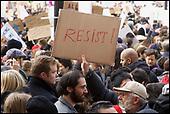 Travel Ban Protest, Boston January 28, 2017