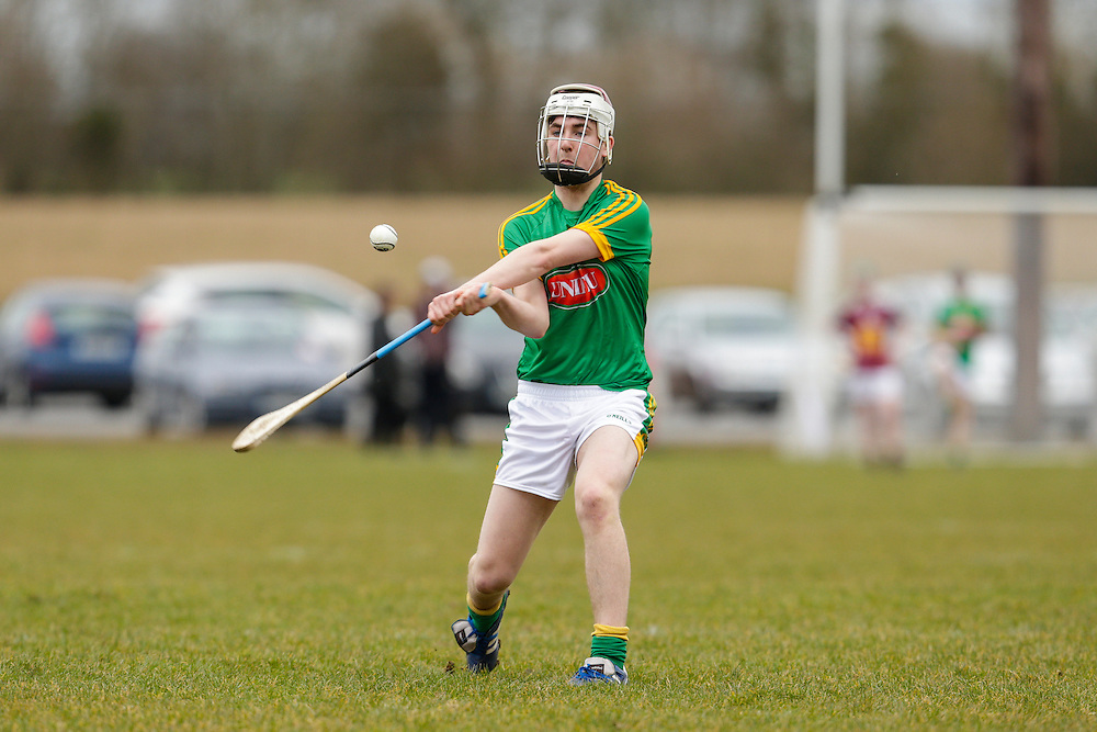 Leinster MHC at Dunganny, Trim, 12th March 2016<br /> Meath vs Westmeath<br /> Jack Cummins in action for Meath<br /> Photo: David Mullen /www.cyberimages.net / 2016
