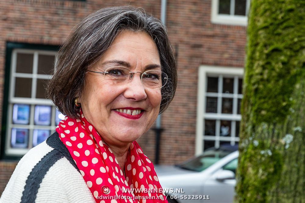 NLD/Naarden//20170414 - Matthaus Passion in de grote kerk van Naarden, Gerdi Verbeet