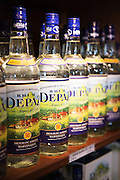 Distillerie depaz, rhum , plantation de la Montagne Pelé, Saint Pierre, Martinique, France