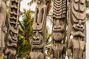 Puʻuhonua o Hōnaunau National Historical Park, Island of Hawaii