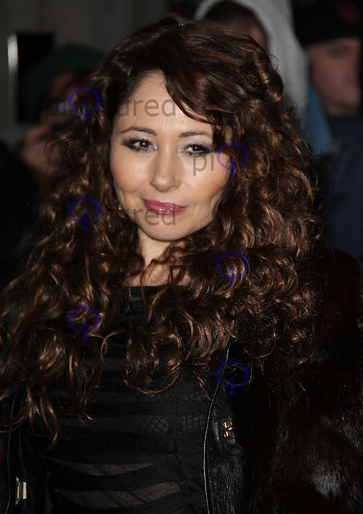 Frances Ruffelle London Evening Standard Theatre Awards, The Savoy, Strand, London UK, 28 November 2010: piQtured Sales: Ian@Piqtured.com +44(0)791 626 2580 (picture by Richard Goldschmidt)