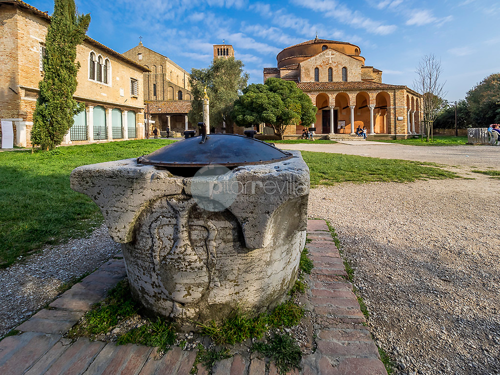 Iglesia de Santa Fosca, Torcello, Italia ©Javier Abad / PILAR REVILLA