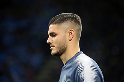 November 6, 2018 - Milan, Milan, Italy - Mauro Icardi #9 of FC Internazionale Milano during  the UEFA Champions League group B match between FC Internazionale and FC Barcelona at Stadio Giuseppe Meazza on November 06, 2018 in Milan, Italy. (Credit Image: © Giuseppe Cottini/NurPhoto via ZUMA Press)
